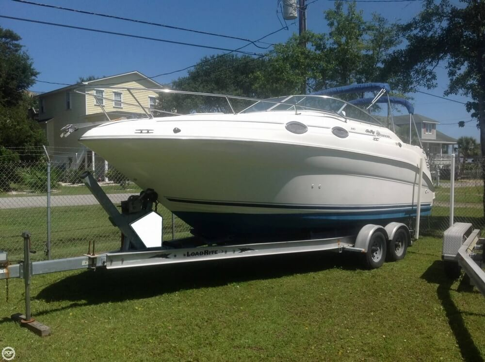 Sea Ray 240 Sundancer 2000 Sea Ray 240 SUNDANCER for sale in Carolina Beach, NC