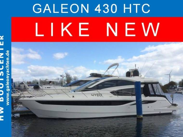Galeon Galeon  430 HTC WENGE Interieur