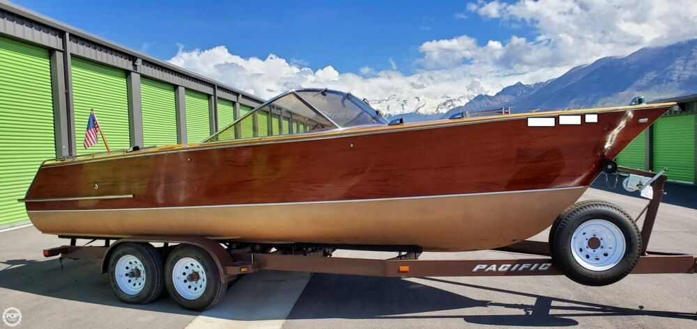 Murphy Royal Laker Runabout 1989 Murphy Boat Works Royal Laker Runabout for sale in Lindon, UT