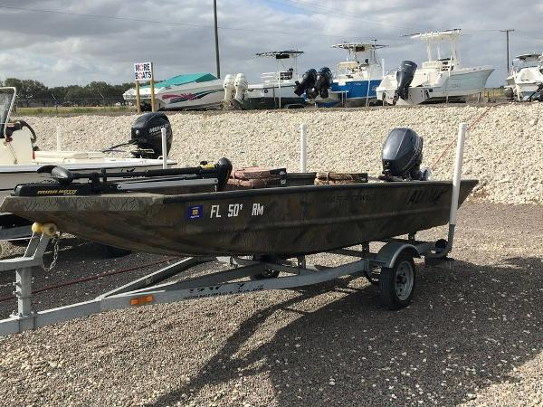 Alumacraft Waterfowler 15 Camo