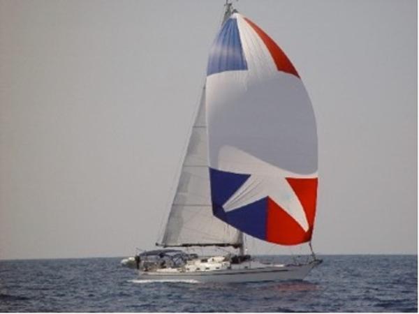 Tayana Aft Cockpit