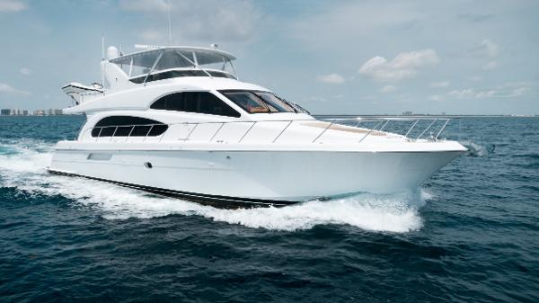 Hatteras 64 Motor Yacht