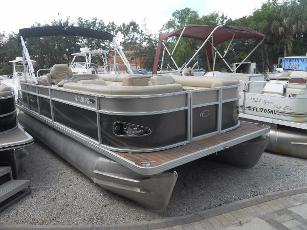 Crest Pontoon Boats 250SL Classic
