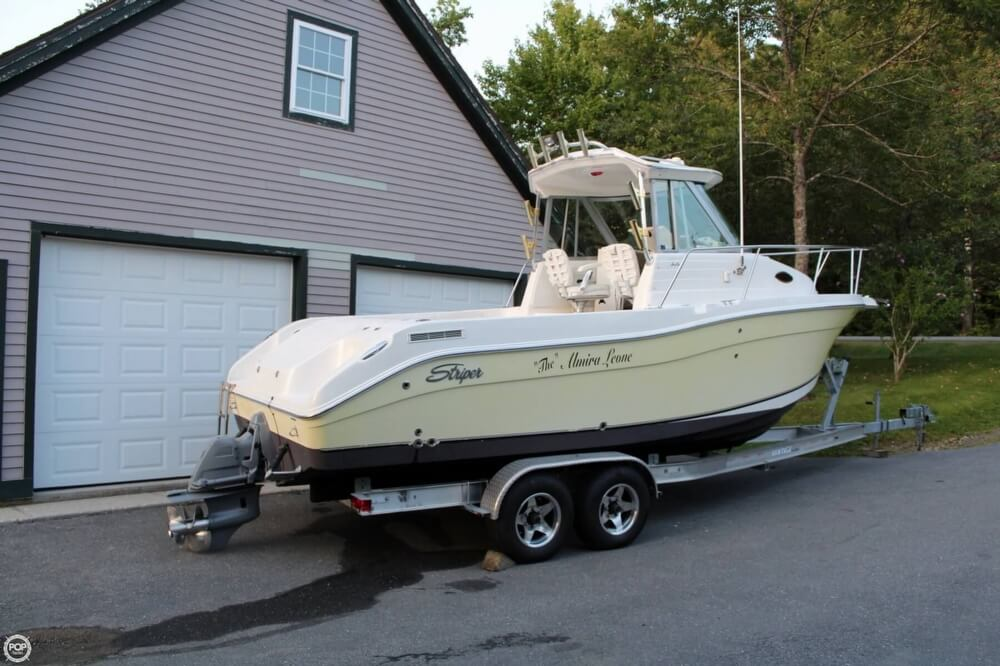 Seaswirl Striper 2601 Alaskan Package Limited Edition 2008 Seaswirl Striper 2601 Alaskan Package Limited Edition for sale in Whitingham, VT