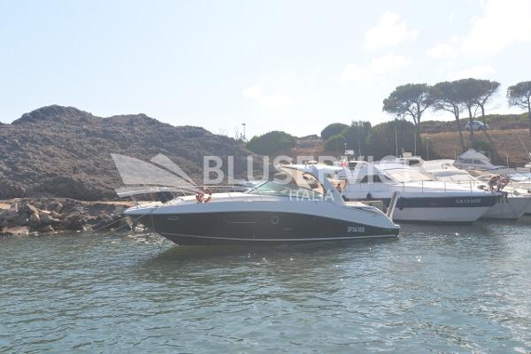 Sea Ray 370 Sundancer brochure 1