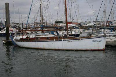 Traditional Manx Nobby Gaff Cutter Traditional Manx Nobby Gaff Cutter