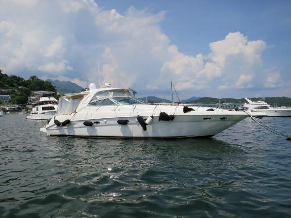 Sea Ray 460 Sundancer Sea Ray 460 Sundancer