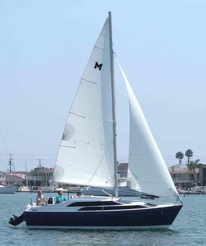 Macgregor Macgregor 26m Sl Full Sail