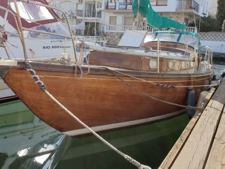 Meussen  holanda Classic boat 5.5 KR Meussen