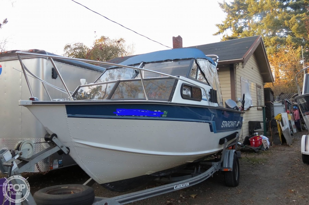 Starcraft Islander 191V 1995 Starcraft Islander 191V for sale in Portland, OR