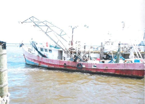 Trawler Fishing Trawler