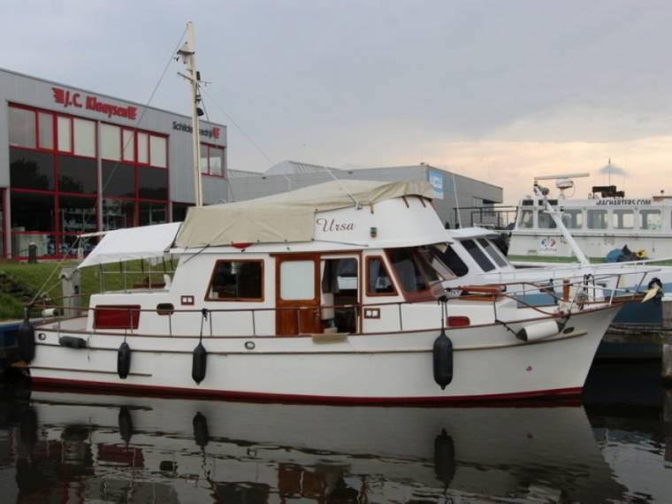 Blue Ocean Trawler 36