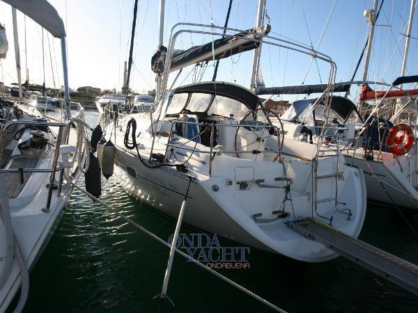 Beneteau Oceanis Clipper 361 OC 361 001