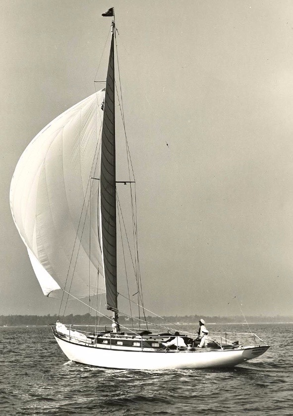Sparkman And Stephens sloop