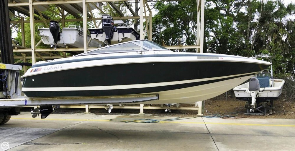 Cobalt 233 Cuddy Cabin 1995 Cobalt 233 Cuddy Cabin for sale in Savannah, GA