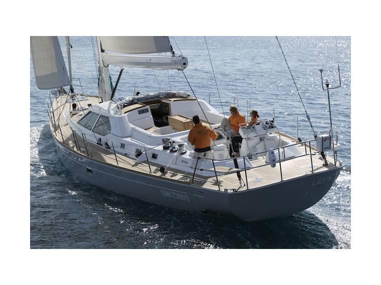 Solaris Yachts Solaris 72 DH