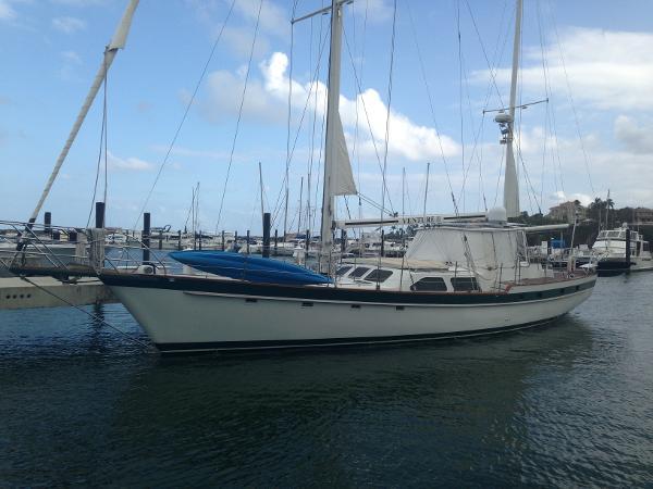 Irwin Yachts Custom Ketch