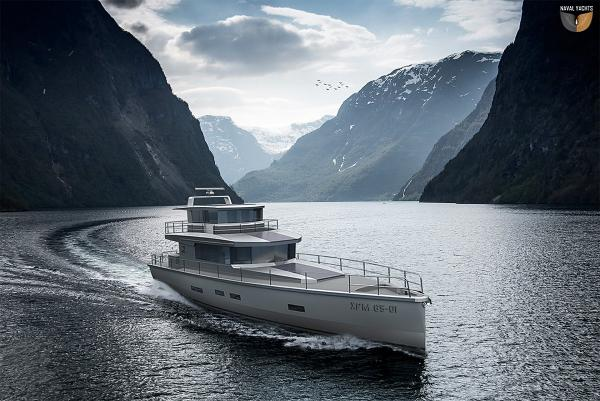Naval Yachts XPM 85