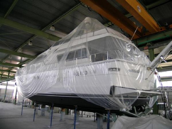Sanlorenzo SL 57