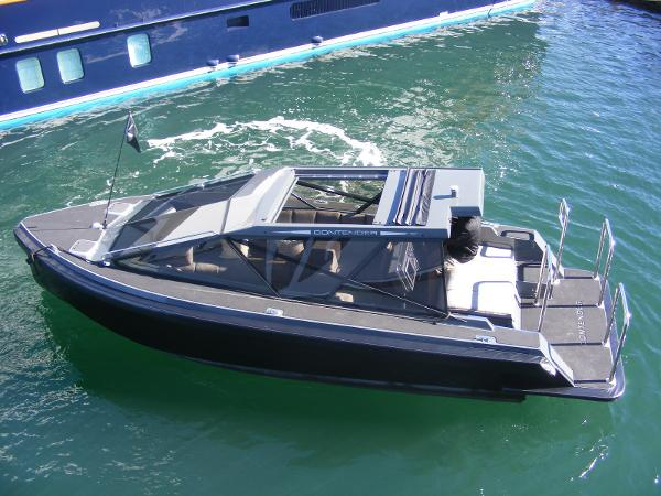 Custom Superyacht Tender