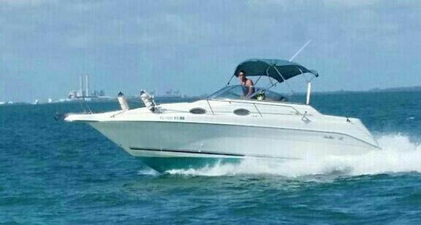 Sea Ray Sundance 250 Sea Ray Sundance 250