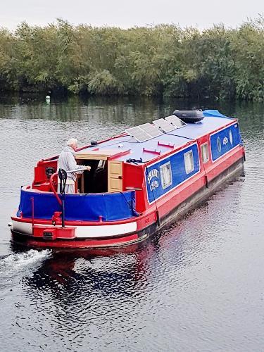 Barge Amsterdam Superior 60x10