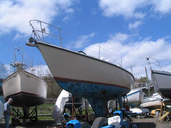Seafarer 30