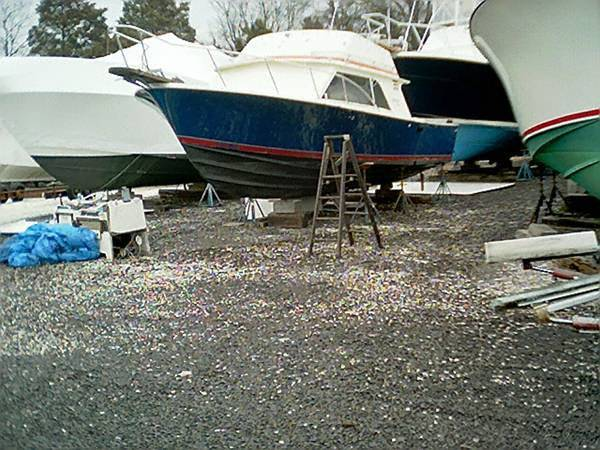 Blackfin Flybridge Profile