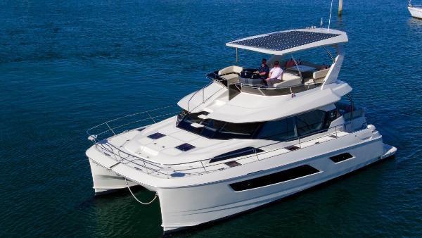 Aquila 44 by Nova Luxe 44 Aquila Nova Luxe Solar Power Yacht