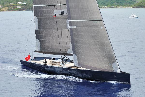 Wally W130 Wally 130 - Sailing