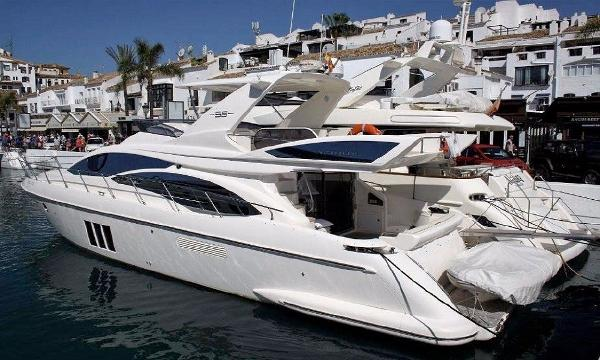 Azimut 58 AZIMUT 58 2009 FOR SALE