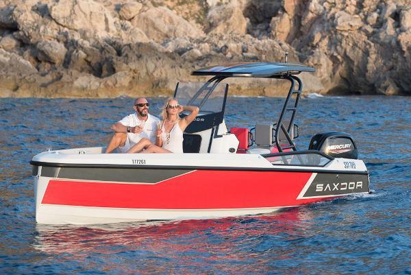 Saxdor 200 SPORT New 2021 Saxdor 200 Sport for sale in Menorca - Clearwater Marine