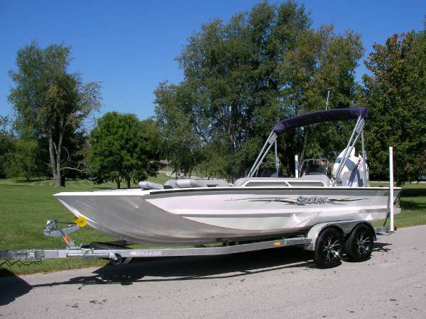 Seaark 2017 SeaArk Easy 200