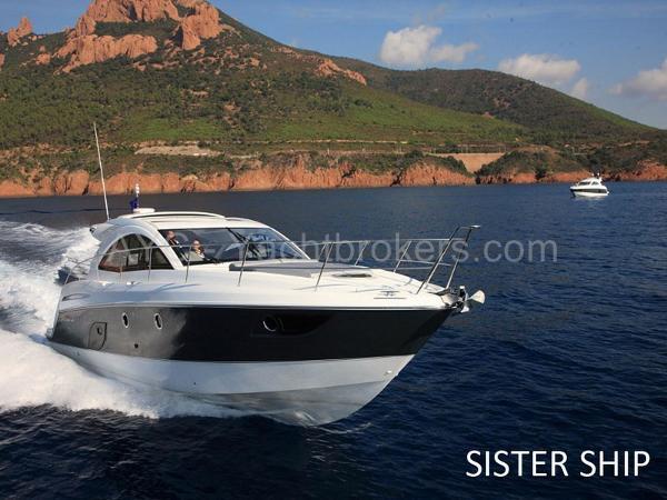 Beneteau Gran Turismo 44 AYC Yachtbrokers - FLYER GT 44