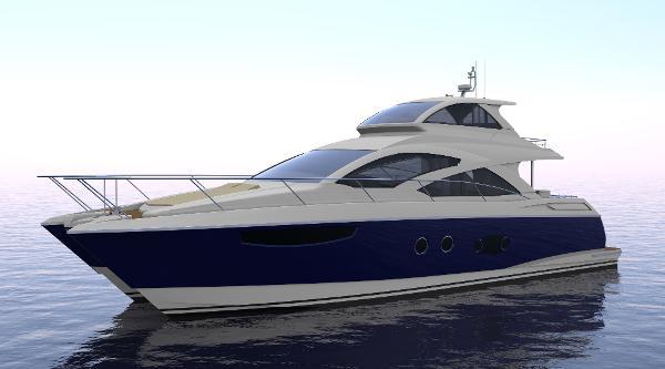 Mares Catamarans  65 Motor Yacht  Sky Lounge  Mares Catamaran Sky Lounge