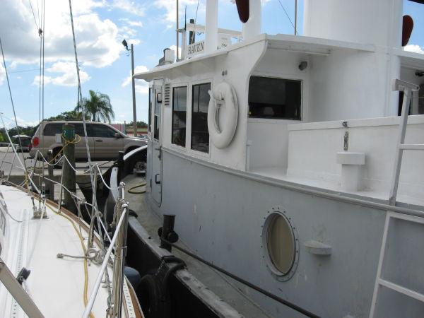 Port side