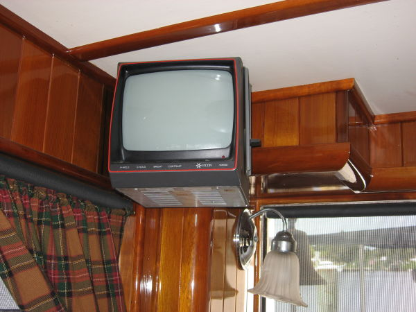 Stern camera display