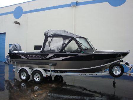 2019 Duckworth Pacific Navigator 20 Sport, Dixon California - boats com