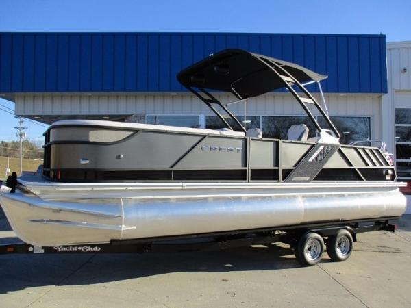 Crest Pontoon Boats 250 Caliber SLR2