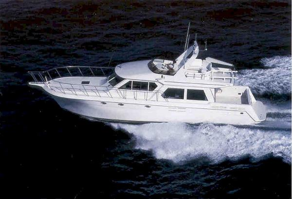 Navigator Classic Motoryacht