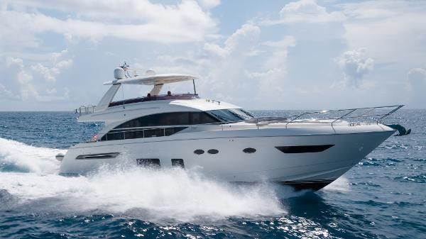 Princess 68 Flybridge