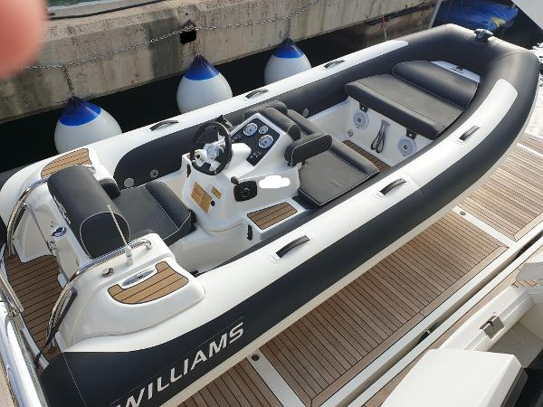 Williams Jet Tenders Turbo Jet 445