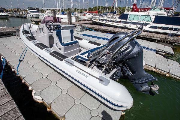 Gemini Waverider 650 Sport
