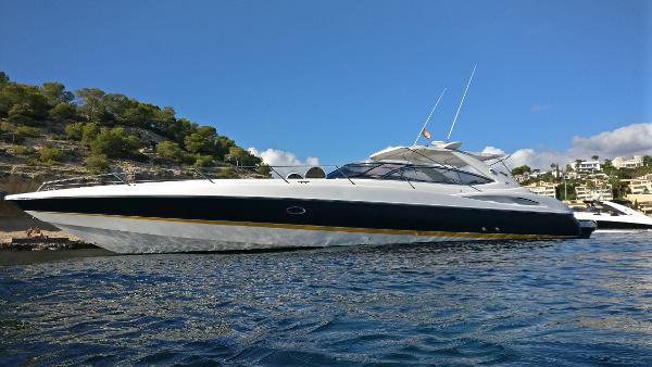 Sunseeker Superhawk 50