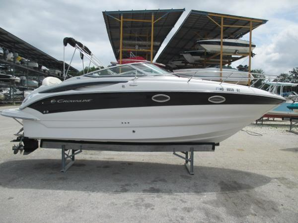 Crownline 250 CR Starboard View