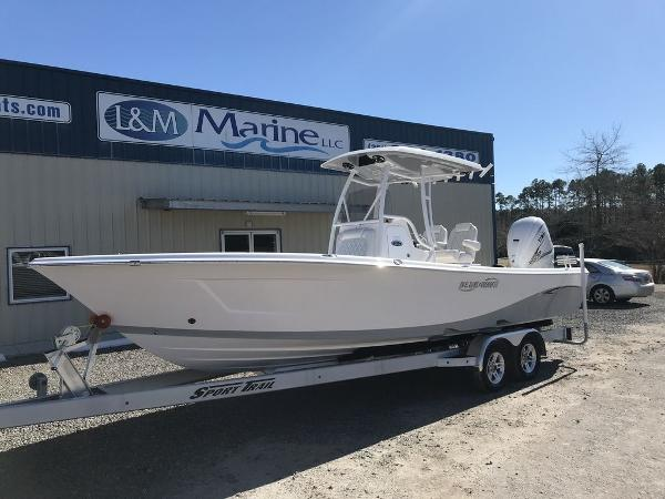Blue Wave Boats 2800 Pure Hybrid