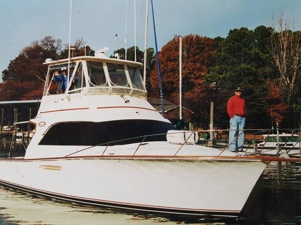 Ocean Yachts 38ss 38' Ocean 1988 'Sea Robin'