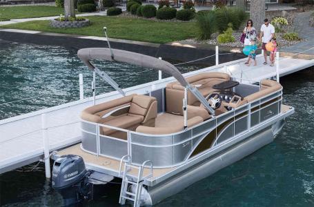 Bennington 20 S Cruise Value