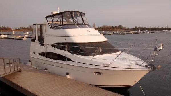 Carver 366 Motor Yacht profile