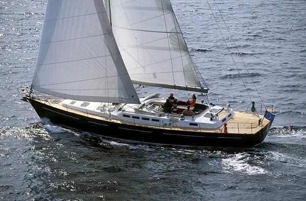 Beneteau 57 sister ship
